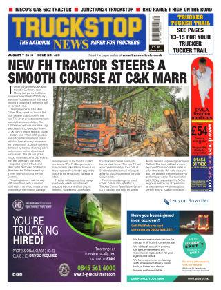 Truckstop News 425
