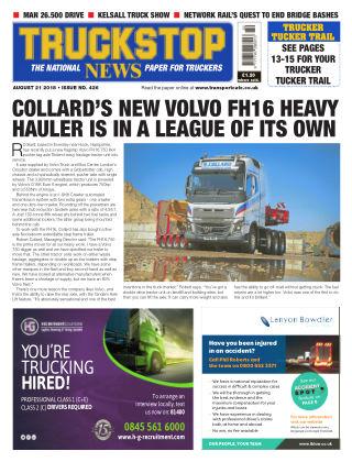 Truckstop News 426
