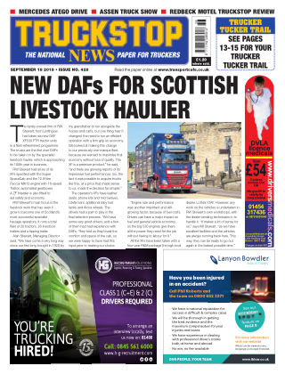 Truckstop News 428
