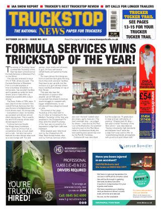 Truckstop News 431