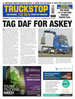 Truckstop News 432