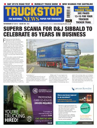 Truckstop News 433