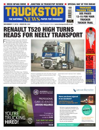 Truckstop News 434