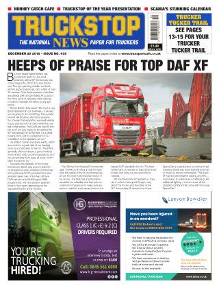 Truckstop News 435