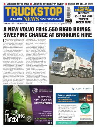Truckstop News 436