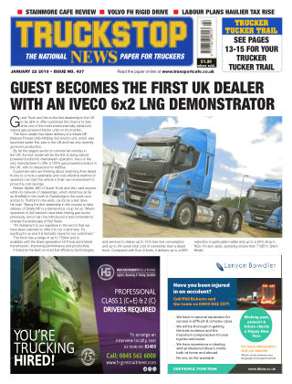 Truckstop News 437