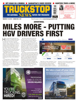 Truckstop News Issue 441