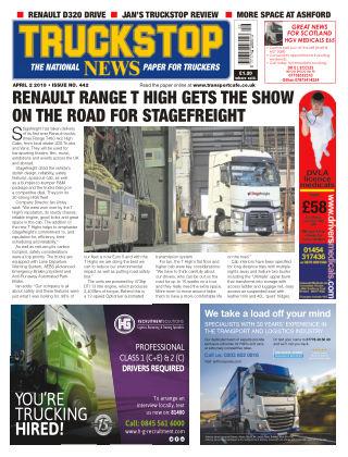 Truckstop News 442