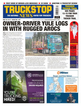 Truckstop News Issue 146