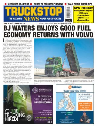 Truckstop News 448