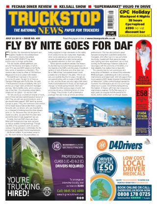 Truckstop News 450