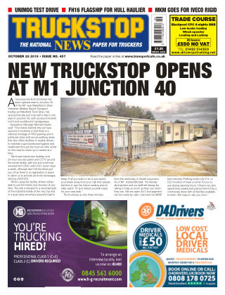 Truckstop News Issue 457