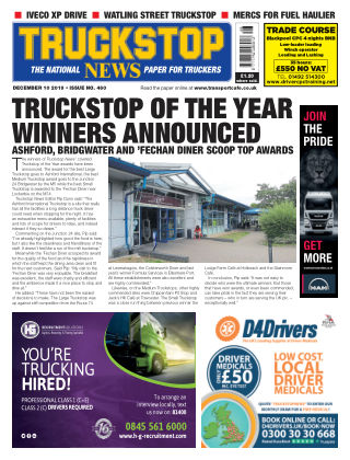Truckstop News Issue 460