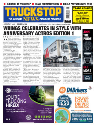 Truckstop News Issue 462