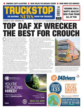 Truckstop News 463