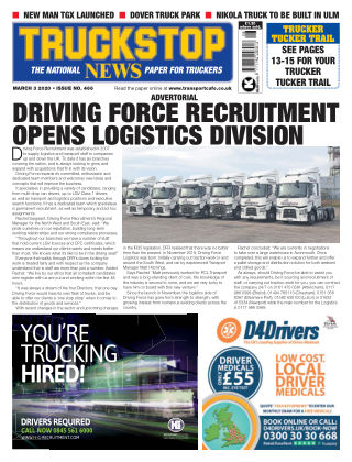 Truckstop News Issue 466