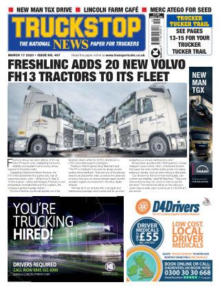 Truckstop News 467