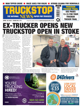 Truckstop News Issue 470