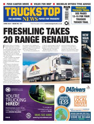 Truckstop News Issue 471