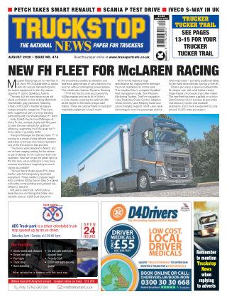 Truckstop News 474