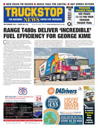 Truckstop News 475