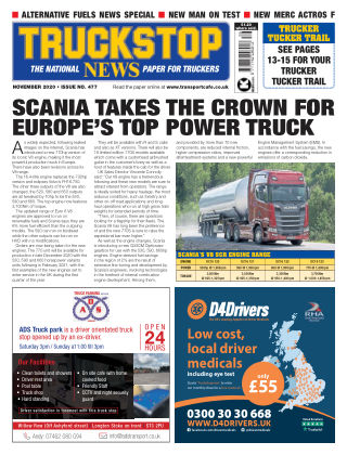 Truckstop News Issue 477