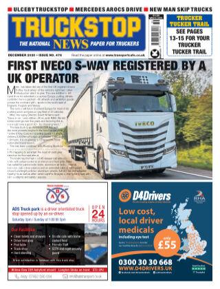 Truckstop News Issue 478