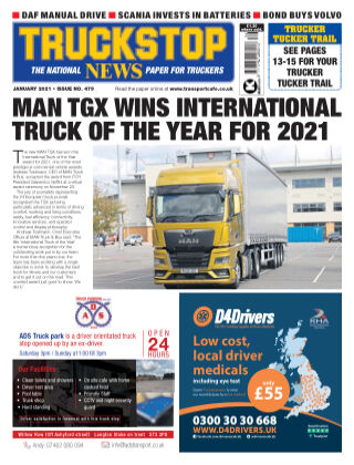 Truckstop News Issue 479