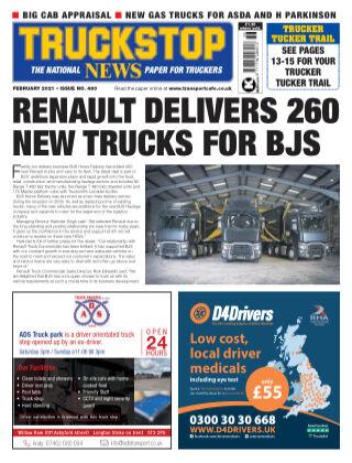 Truckstop News 480