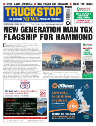 Truckstop News 483