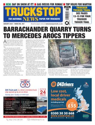 Truckstop News August 2021