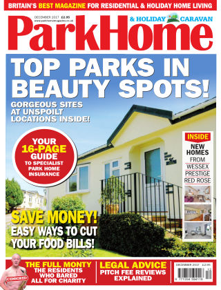 Park Home & Holiday Caravan December 2017