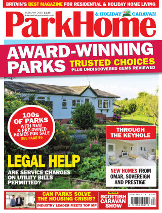 Park Home & Holiday Caravan February 2018