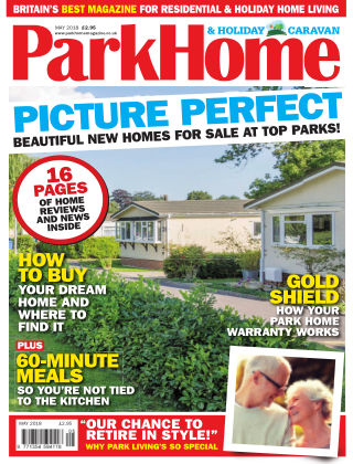 Park Home & Holiday Caravan May 2018