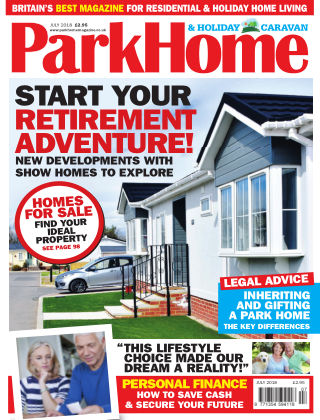 Park Home & Holiday Caravan July 2018