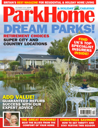 Park Home & Holiday Caravan December 18