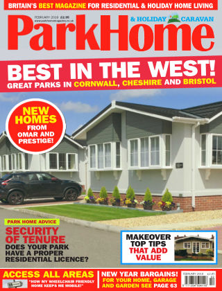 Park Home & Holiday Caravan February 2019