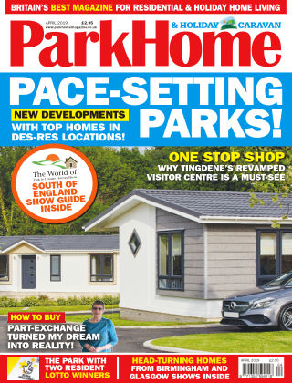Park Home & Holiday Caravan April 2019