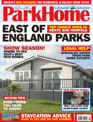 Park Home & Holiday Caravan May 2019