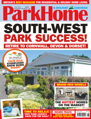Park Home & Holiday Caravan June 2019