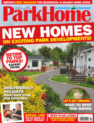 Park Home & Holiday Caravan July 2019
