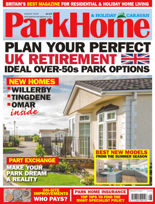 Park Home & Holiday Caravan August 2019