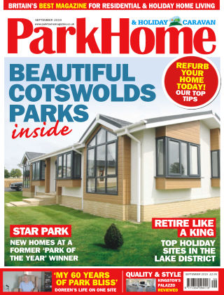 Park Home & Holiday Caravan September 2019