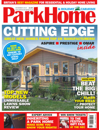 Park Home & Holiday Caravan November 2019