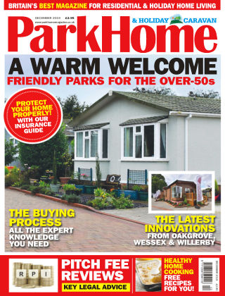 Park Home & Holiday Caravan December 2019