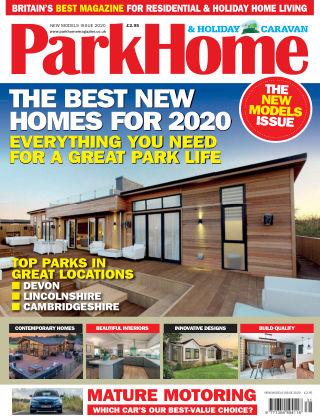 Park Home & Holiday Caravan New Models 2020