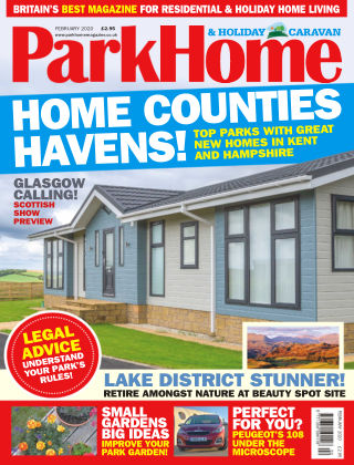 Park Home & Holiday Caravan February 2020
