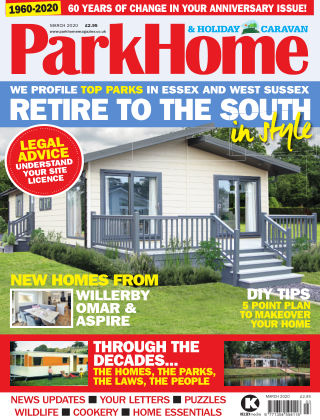 Park Home & Holiday Caravan March 2020