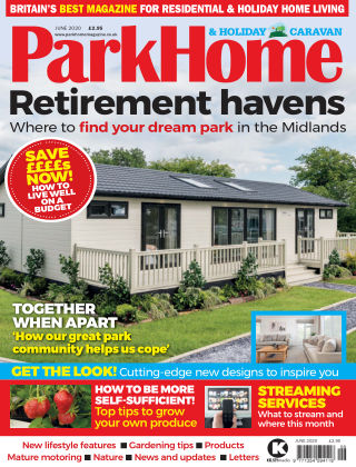Park Home & Holiday Caravan June 2020