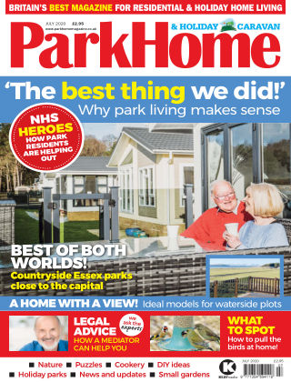 Park Home & Holiday Caravan July 2020